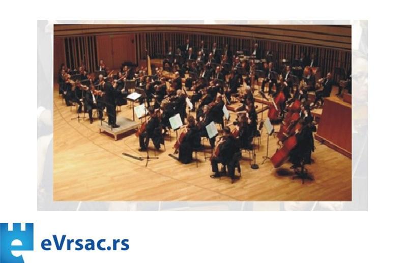 Koncert Simfonijskog orkestra Segedina sutra u Vršcu
