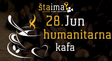 """Akcija """"Humanitarna kafa"""" 28. juna u Vršcu"""
